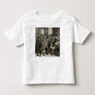 Relief of the Unemployed in London Toddler T-shirt
