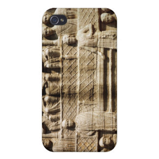 Relief on the base of the Obelisk of Theodosius iPhone 4/4S Cover