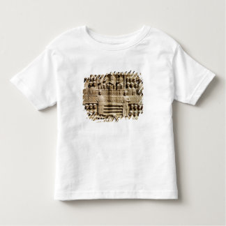 Relief on the base of the Obelisk of Theodosius Toddler T-shirt