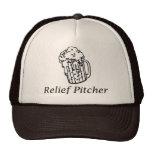 Relief Pitcher Mesh Hats