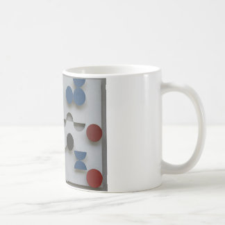 Relief rectangulaire by Sophie Taeuber-Arp Coffee Mug