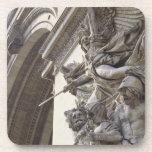 Relief sculpture on Arc de Triomphe in Paris, Drink Coaster