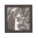 Relief sculpture on Arc de Triomphe in Paris, Jewelry Box