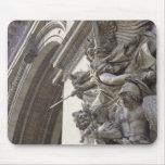 Relief sculpture on Arc de Triomphe in Paris, Mouse Pad