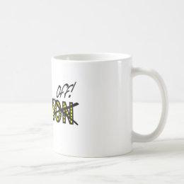 ReligiOFF - Turn Religion OFF Coffee Mug