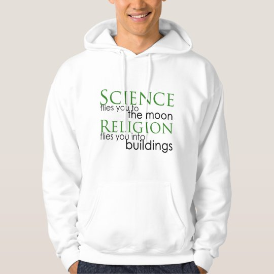 Religion and Science Hoodie