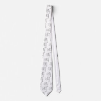 Religion Cartoon 7290 Tie