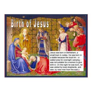 Religion, Christian, Birth of Jesus Postcard