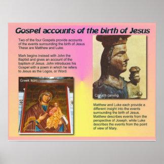 Religion, Christianity, Birth of Jesus Poster