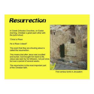 Religión, cristianismo, Pascua, resurrección Tarjetas Postales