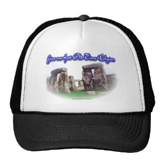 Religión de antaño nueva gorras