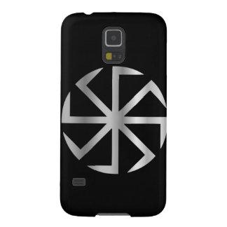 Religión de Slavik el símbolo de Kolovrat Carcasa De Galaxy S5