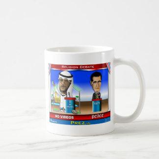 Religion Debate Coffee Mug