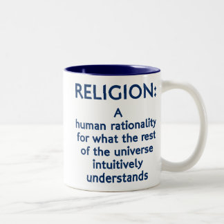 Religion Defined Coffee Mugs