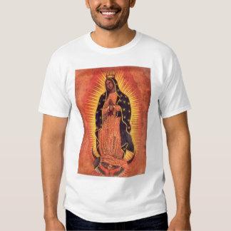 Religión del vintage, señora de Guadalupe, Virgen Playeras