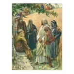 Religión del vintage, trabajando en el Sabat, Postal