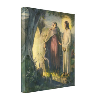 Religión del vintage tumba subida Jesucristo de l Lona Estirada Galerias