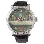 Religión del vintage, última cena con Jesucristo Relojes De Mano