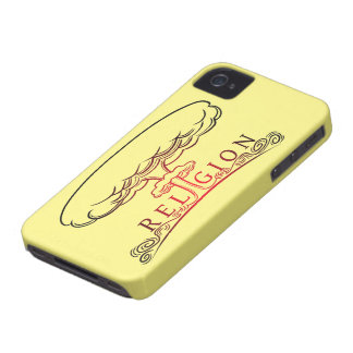 Religion Explosion iPhone 4 Case-Mate Case