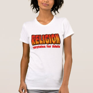 RELIGION: Fairytales for Adults T-shirt