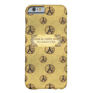 Religion for peace I phone 6 case Barely There iPhone 6 Case