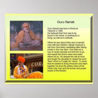 Religion, Guru Nanak Poster