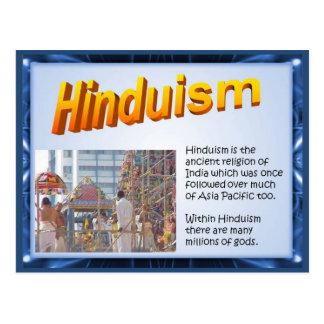 Religión, Hinduism, la India, introducción Tarjetas Postales