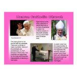 Religión, iglesia católica romana, dirección postales