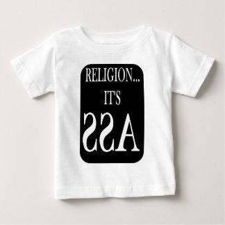religion is backwards tshirt