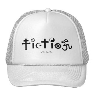 Religion is Fiction Trucker Hat