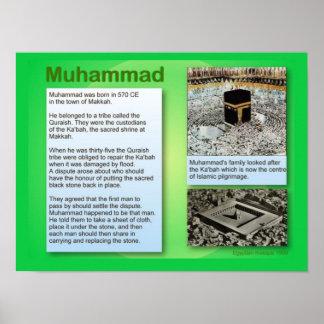 Religion, Islam, Muhammad Poster