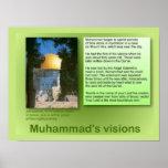 Religion, Islam, Muhammad's visions Poster