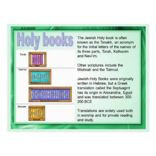 understanding the definition of holy books religion essay And at the same time create a new religious structure within christendom   catholic church – meaning the universal church, one church over most of  christianity  according to luther's new understanding of the scriptures,  forgiveness could.