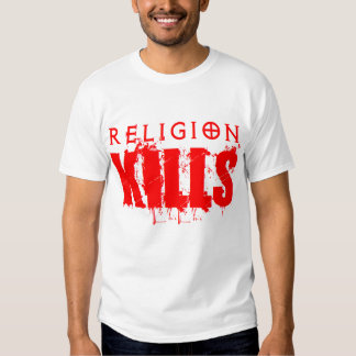 Religion Kills T-Shirt