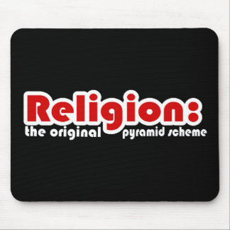 Religion Mouse Pad