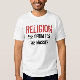 RELIGION, Opium for the Masses Tee Shirt