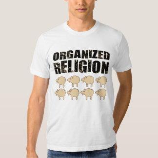 Religión organizada de TLT (ovejas) Playera
