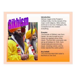 Religion, Sikhism, Introduction Postcard