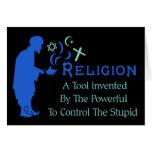 Religion Tool Card