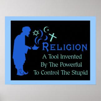 Religion Tool Poster