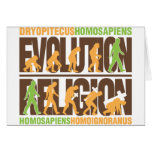 Religion Vs Evolution Cards