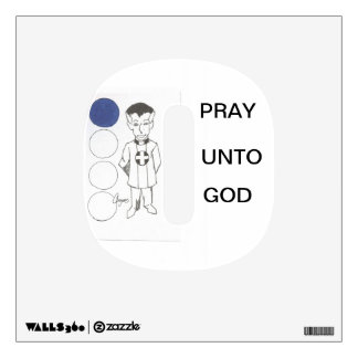 RELIGION, WALL DECAL, DECORATION WALL DECAL