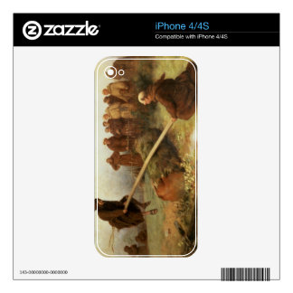 Religion Was Never Designed to Make Our Pleasure L iPhone 4S Skin