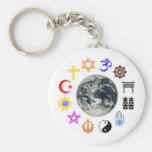 RELIGIONS of the WORLD Key Chains