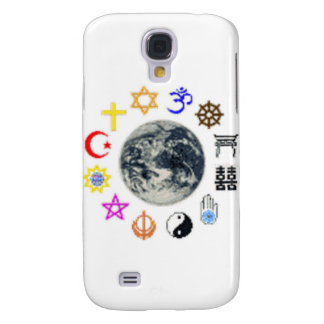 RELIGIONS of the WORLD Samsung Galaxy S4 Cases
