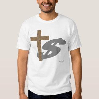 Religion's Shadow Tee Shirts