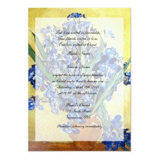 Religions wedding. Vincent van Gogh Card