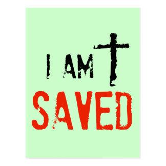 Religioso me ahorran tarjetas postales