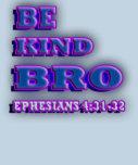 RELIGIOSO sea BRO bueno. 4:31 de Ephesians - 32 Camiseta