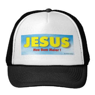 Religiosos 1 mesh hat